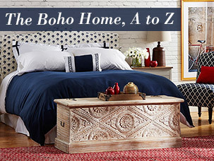 The Boho Home, A to Z