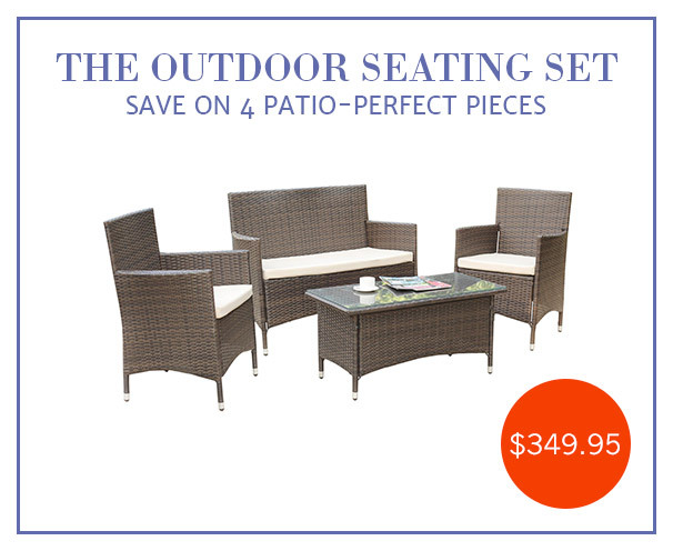 Style Steal: Seating