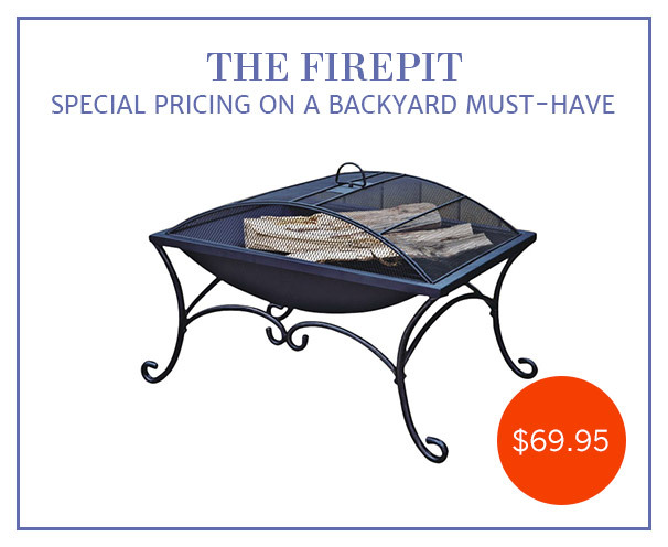 Style Steal: Firepit
