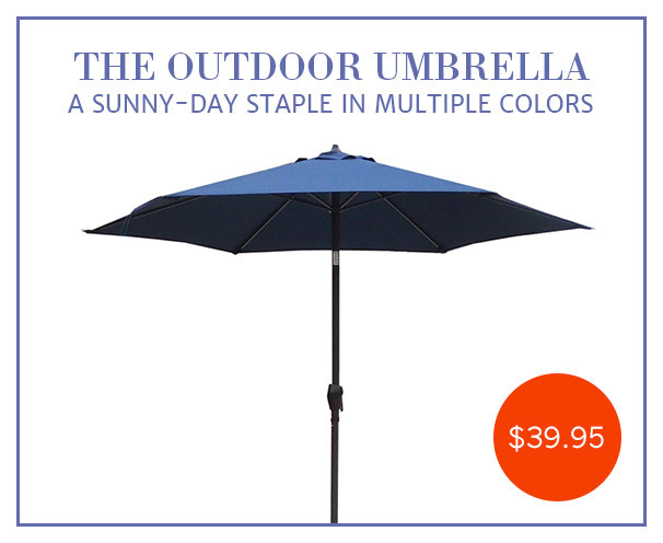 Style Steal: Umbrella