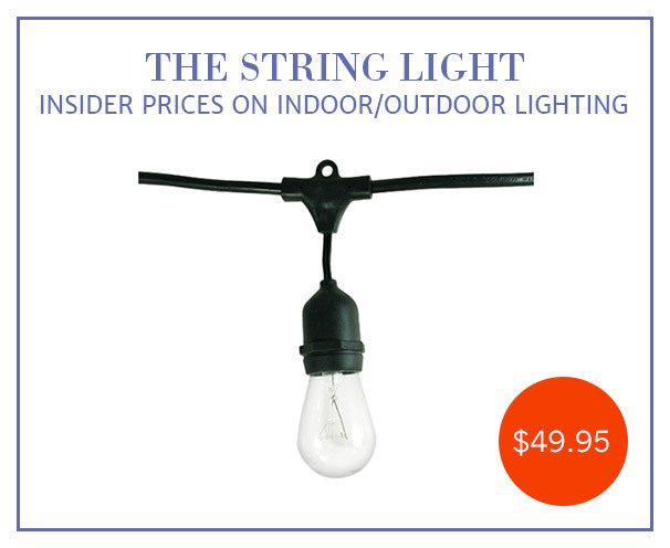 Style Steal: Lighting