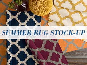 Summer Rug Stock-Up