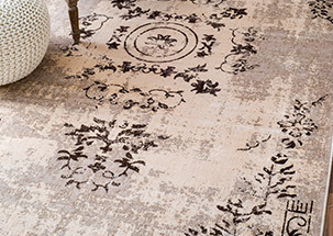 Vintage-Chic Floors