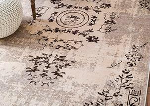 Vintage-Chic Floors
