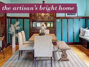 The Artisan's Bright Home